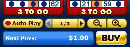 jet bingo 75 ball bingo game options