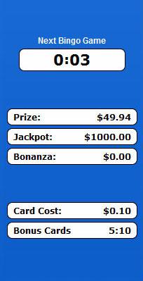 jet bingo 75 ball bingo game payouts prizes jackpots