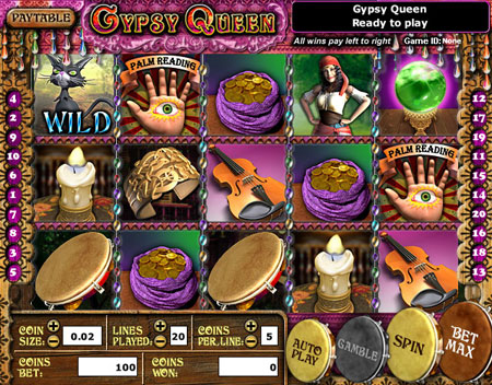Play Cat Queen Slots Online at Casino.com NZ
